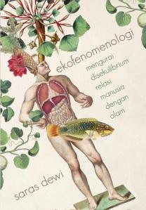 Cover Buku Ekofenomenologi, Saras Dewi