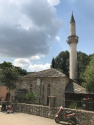 Salah satu masjid di Mostar