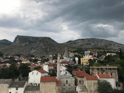 Pemandangan Mostar
